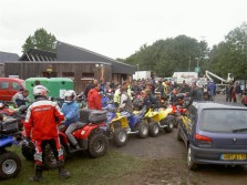 Festival du quads à Aurillac 2006
