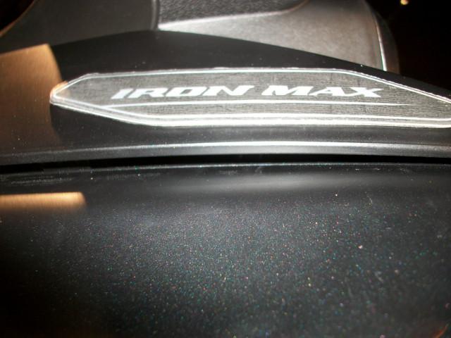 Iron Max 125.