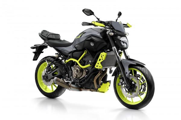 "MT 07 ""Moto Cage"""