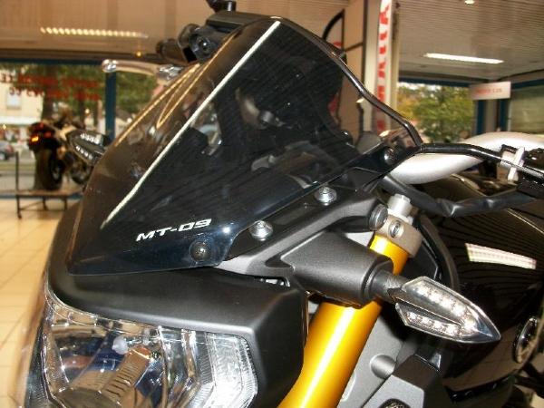 Accessoire moto mt 09