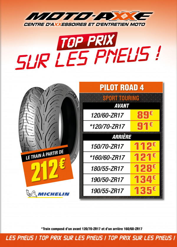 Promotion MICHELIN