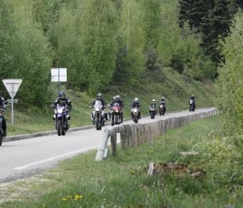 Sortie moto avril 2011