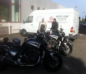 Sortie moto juin 2012