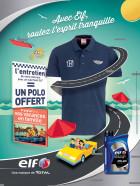 Polo ELF offert