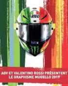 Nouveau : AGV Pista GP-R Edition limitée Mugello 2019.